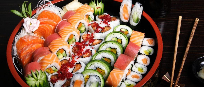 Суші: в чому користь популярної східної страви?